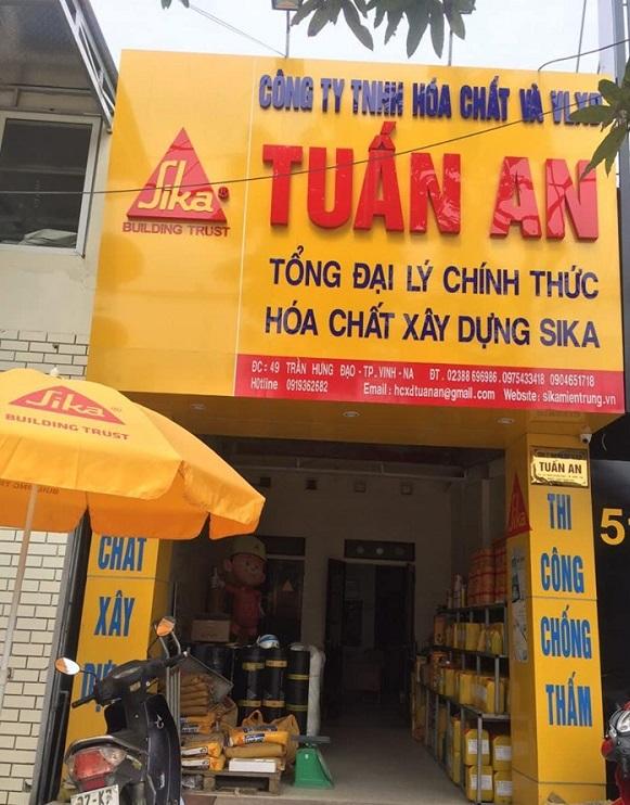 Thi công chống thấm tại Hà Tĩnh