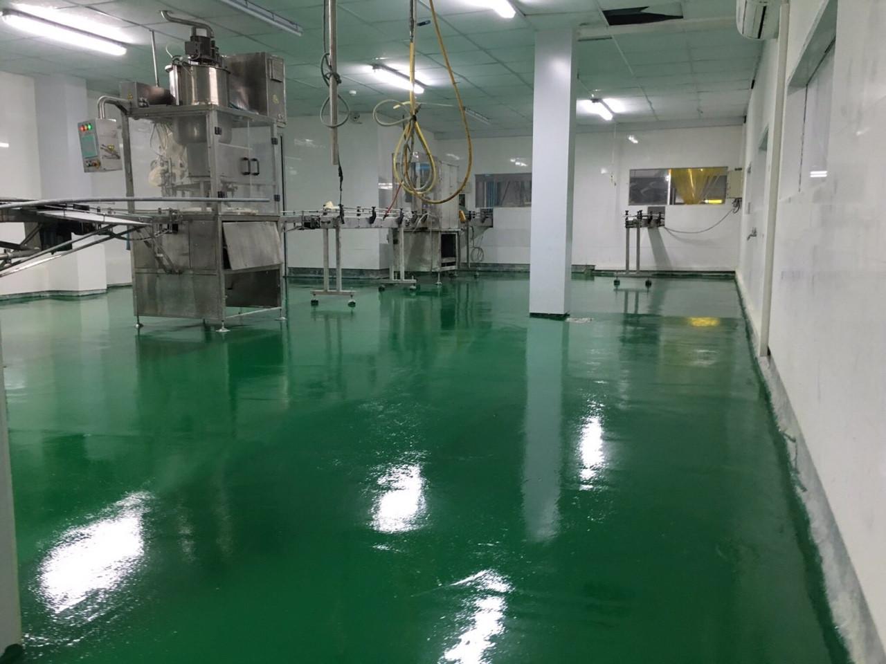 Sơn sàn epoxy tại Nghệ An