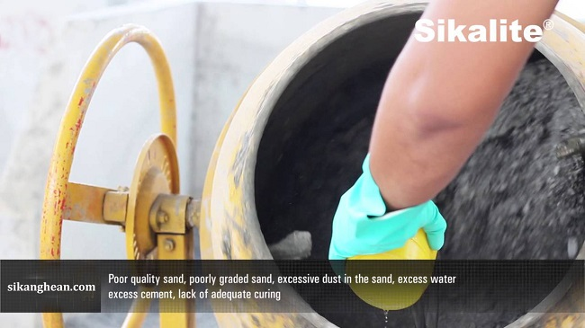 Sikalite - giải pháp chống thấm tại Vinh phổ biến nhất hiện nay