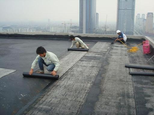 thi công chống thấm tại Vinh