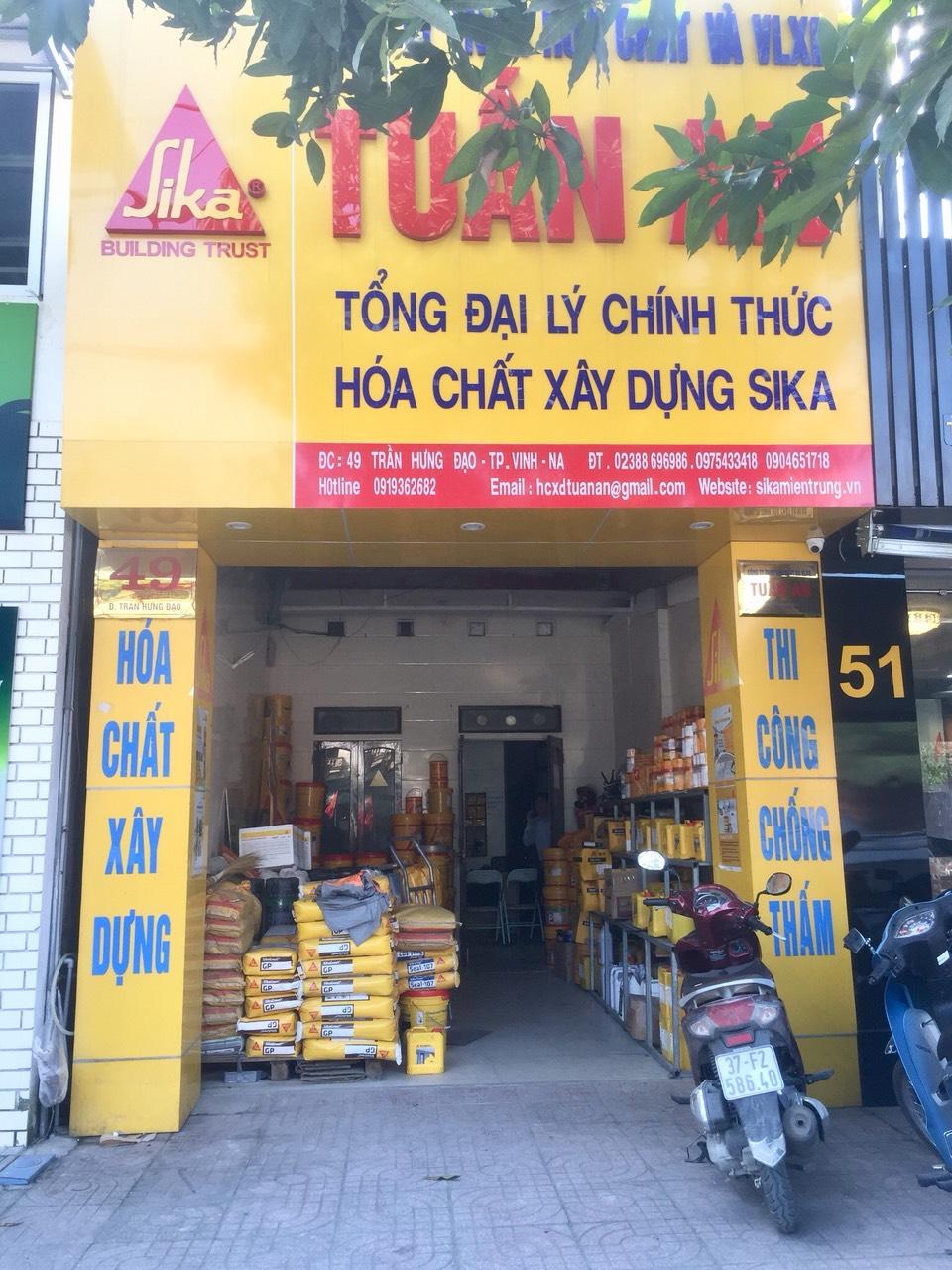 Địa chỉ bán Sika Plastocrete N tại Nghệ An uy tín nhất hiện nay