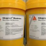 Chống thấm sàn mái tại Vinh với Sikaproof Membrane
