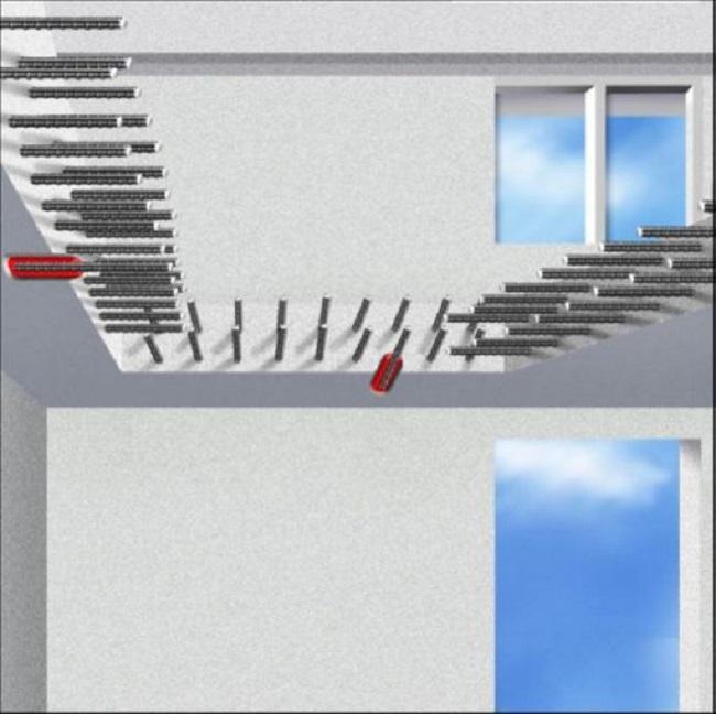 Sử dụng keo cấy thép Sika Anchorfix 3001 trong lĩnh vực xây dựng