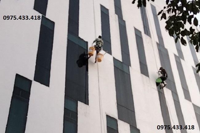 Nhu cầu sử dụng dịch vụ thi công chống thấm tại Nghệ An