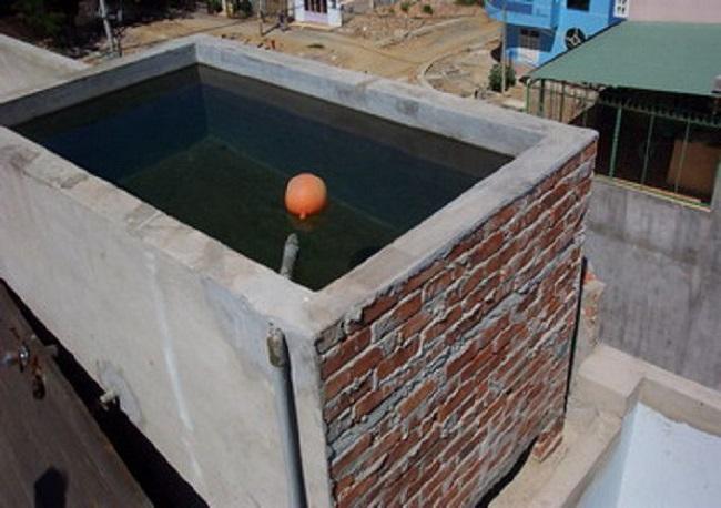 Chống thấm bể nước ăn bằng Sika có an toàn không?