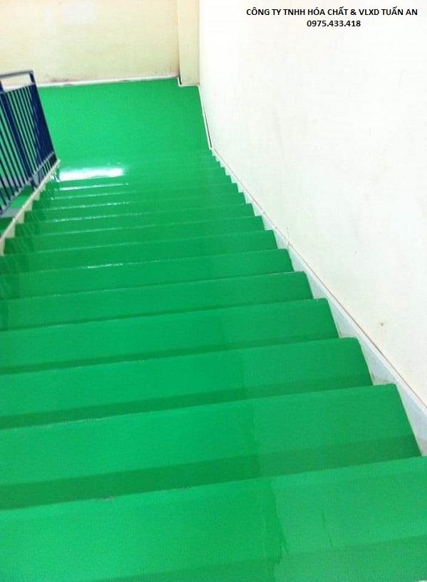 Dịch vụ thi công sơn sàn epoxy tại Vinh, Nghệ An, Hà Tĩnh