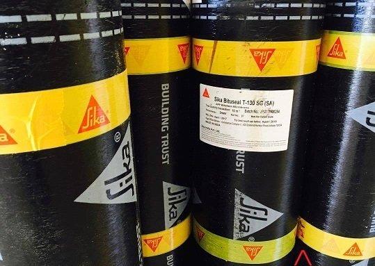Top 3 loại vật liệu chống thấm sàn mái tốt nhất hiện nay