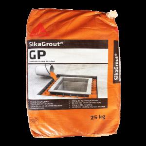 vữa rót gốc xi măng sika grout GP