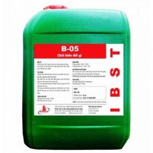 Hóa chất biến đổi gỉ thép B-05 tại Nghệ An