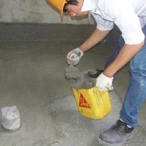Chống thấm sàn nhà vệ sinh bằng Sika hiệu quả