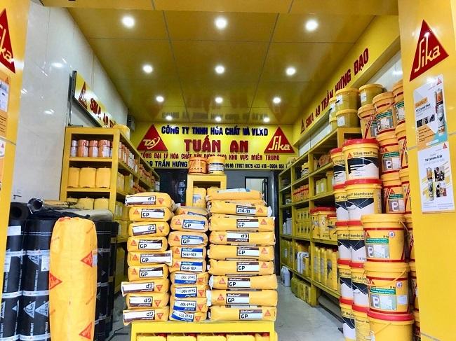 Địa chỉ mua chất chống thấm Sika tại Nghệ An uy tín nhất hiện nay